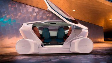 Концепт беспилотного автомобиля-комнаты на колесах (видео)