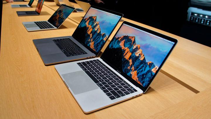MacBook Pro Touch Bar WWDC 2017