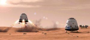 Маск представил ученым план колонизации Марса