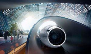 Первое в мире полномасштабное строительство Hyperloop