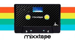 Плеер Mixxtape (видео)