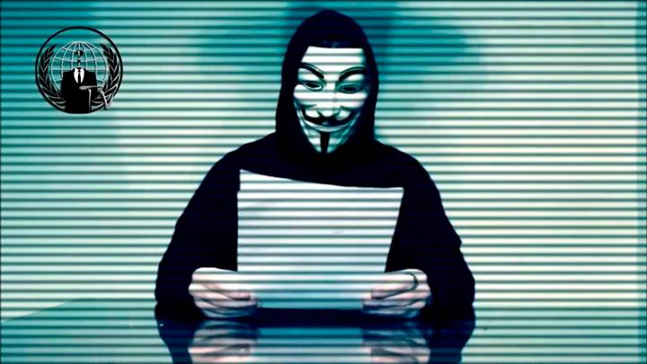 ВNASA таят инопланетян— Хакеры Anonymous