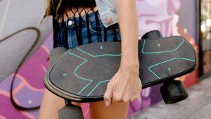 Spectra с сенсорными датчиками - Tesla в мире скейтбордов