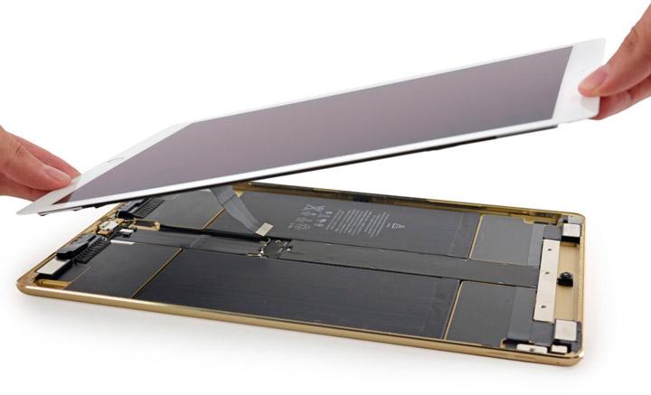 Специалисты iFixit дали оценку ремонтопригодности нового iPad Pro