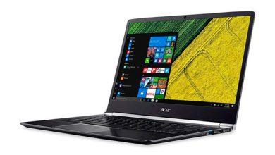 Ультратонкий ноутбук Acer Swift 5. Характеристики и особенности
