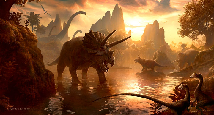 «Воскрешение» динозавров невозможно!