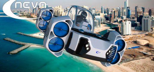 AirQuadOne – летающий квадробайк