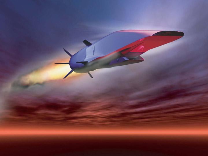 Австралия и США успешно испытали гиперзвуковую ракету