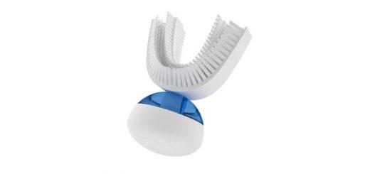 Лучшая зубная щётка Amabrush (видео)