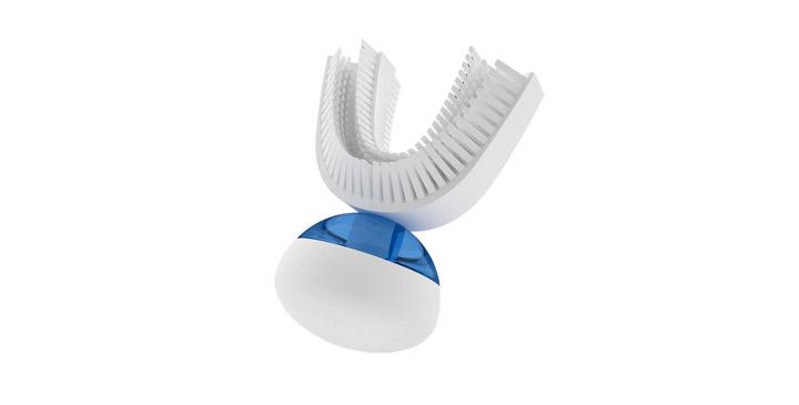 Умная зубная щётка Amabrush (видео)