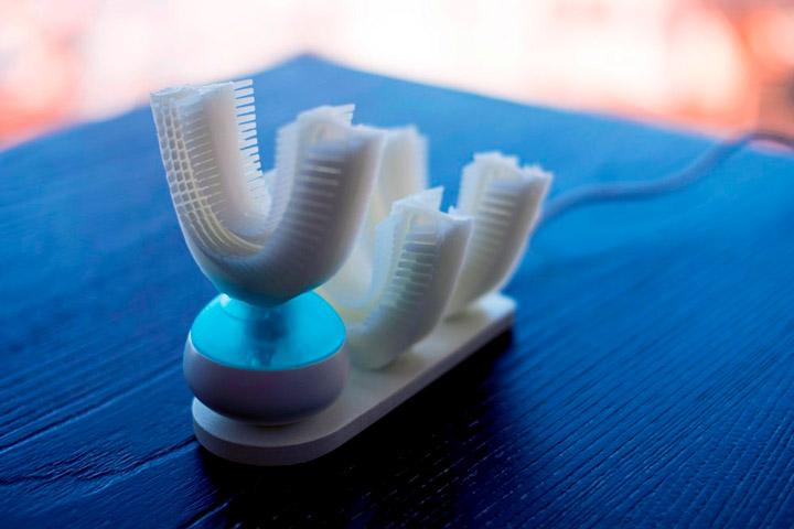 Лучшая зубная щётка