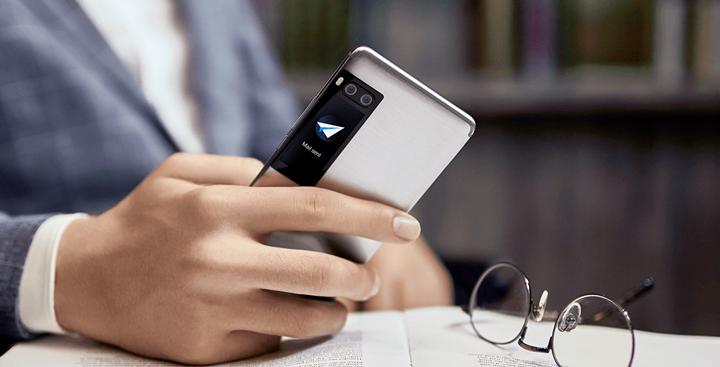 Появился снимок задней панели телефона Meizu Pro 7