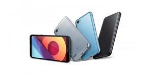 Новая серия смартфонов LG Q
