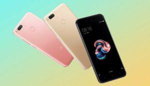 Самая актуальная информация готовящейся новинке Xiaomi Mi 5X