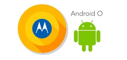 Смартфоны Moto Android O 8.0