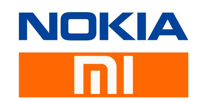 Xiaomi и Nokia