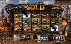 слот Black Gold