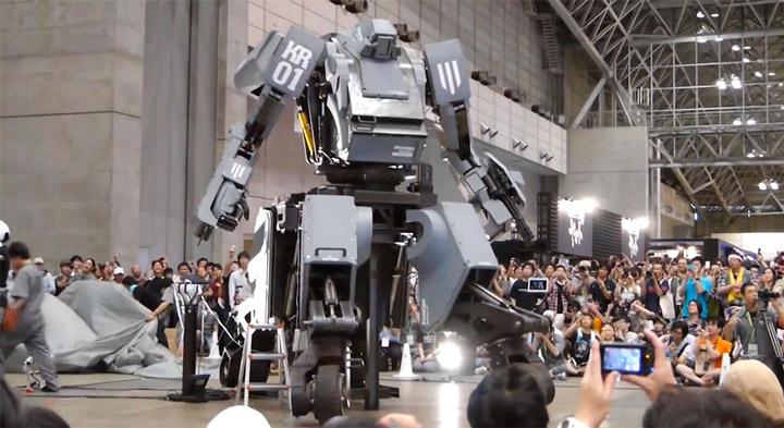 Американский робот (2)