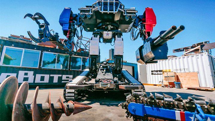 Американский робот