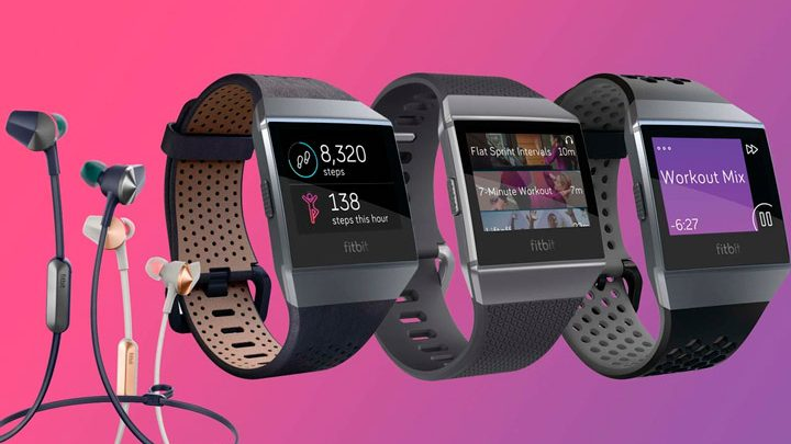 Fitbit открыла предзаказ на смарт-часы Ionic