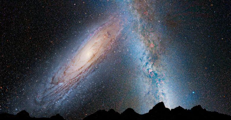 Hubble сфотографировал уникальное слияние двух галактик