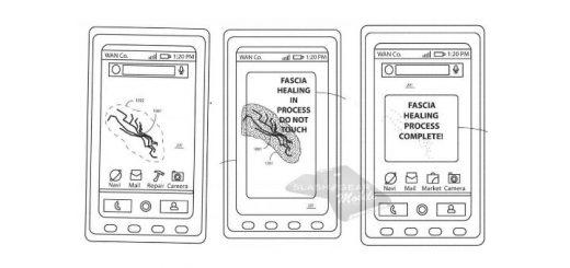 Motorola получила патент на производство самовосстанавливающихся дисплеев