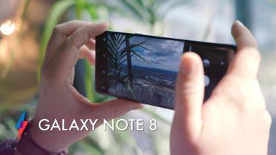 Samsung Galaxy Note8 представлен официально