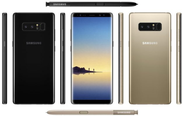 Цена Samsung Galaxy Note 8