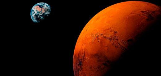 Жизнь с Земли на Марс может быть передана биологическим телепортом