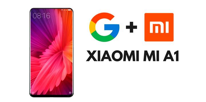 Xiaomi и Google готовят к выходу бюджетный «безрамочник» Xiaomi Mi A1