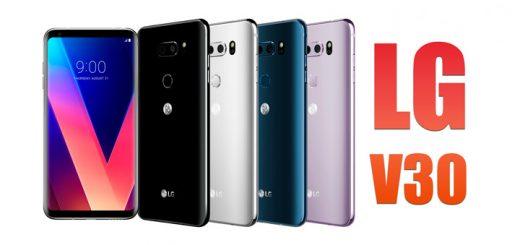 LG V30 - первый настоящий флагман LG в этом году