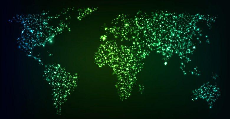 Нейросеть Facebook создала самую точную карту расселения людей