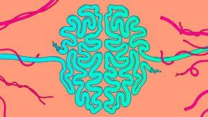 Сеть серебряных проводов, как аналог мозга