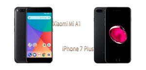 Смартфон Xiaomi Mi A1- недорогой двойник iPhone 7 Plus