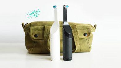 Автоматическая зубная щётка без батареек и аккумулятора