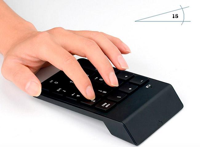 Беспроводная цифровая клавиатура