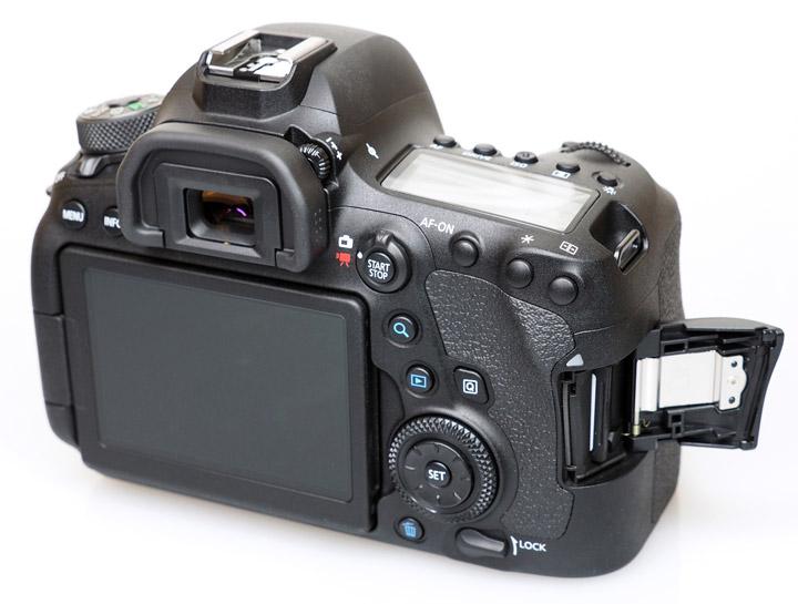 EOS 6D mark II: ожидаемая новинка от Canon 2