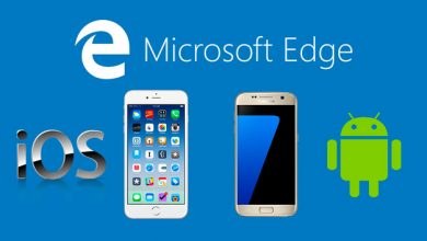 Edge для платформ Android и iOS