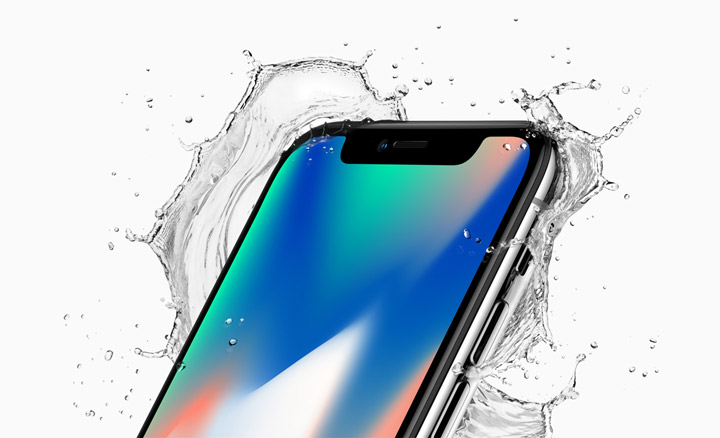 флагман компании Apple iPhone X
