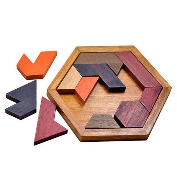Игра «Танграм» с aliexpress