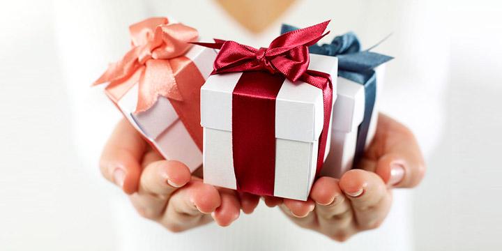 T заказать себе подарок