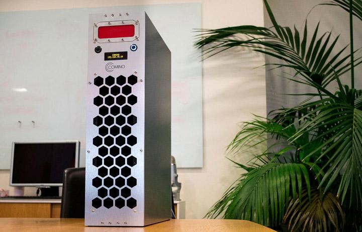 Компания Comino совместила в одном устройстве функции майнинга и обогрева