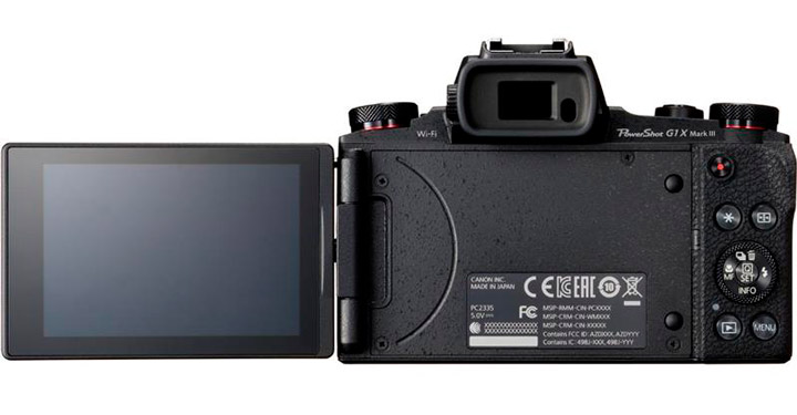 Canon: беззеркальная фотокамера 2