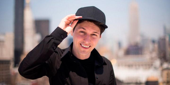 Павел Дуров дал ценные советы молодежи
