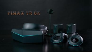VR-очки с разрешением 8К