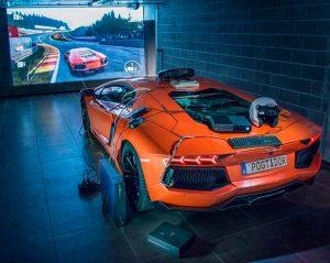 Суперкар Lamborghini контролер к Xbox (2)