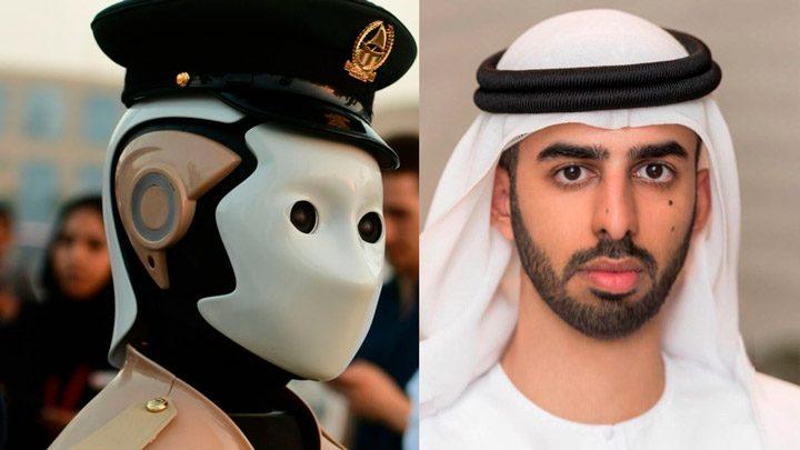 В ОАЭ первый министр по ИИ приступил к исполнению обязанностей