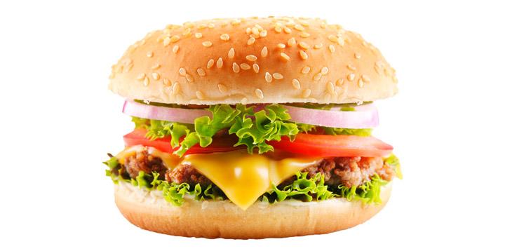 Чизбургер и Google