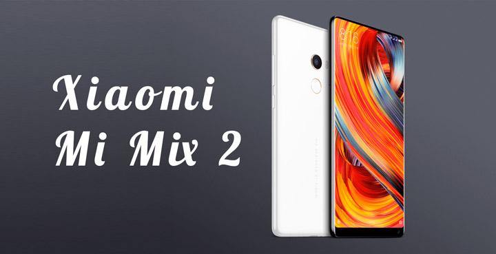 Xiaomi Mi Mix 2: недорого и со вкусом!