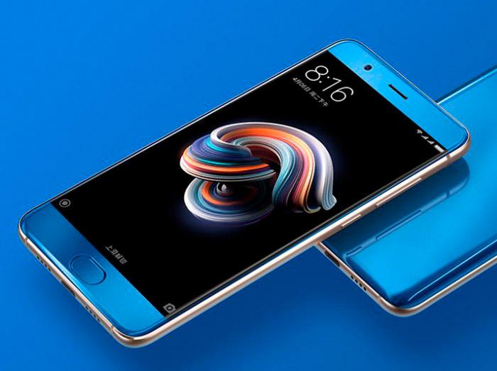Xiaomi Mi Note 3 – смартфон для любителей компромиссов